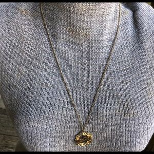 """Jewelry - Vintage gold tone  24""""Mom necklace"""